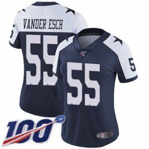 Women Cowboys Leighton Vander Esch Season Jersey